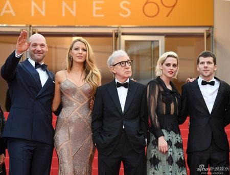 Loạt sao thế giới đọ sắc trong liên hoan phim Cannes 2016 - Ảnh 5