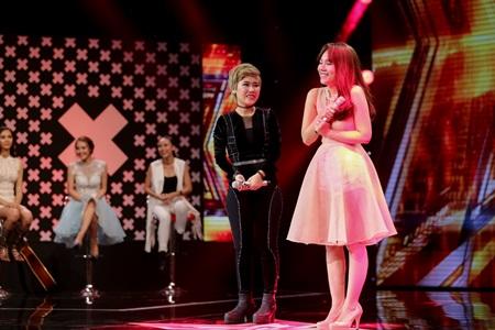"""The X - Factor: Minh Thư gây sốt với ngoại hình """"lột xác"""" và giọng hát khủng - Ảnh 8"""