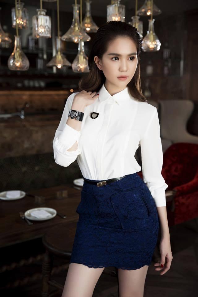 """Facebook sao: Kỳ Duyên lại """"biến dạng"""" vì photoshop, MC Phan Anh tình tứ bên vợ - Ảnh 5"""