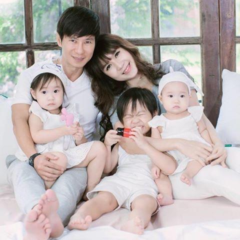 """Facebook sao: Kỳ Duyên lại """"biến dạng"""" vì photoshop, MC Phan Anh tình tứ bên vợ - Ảnh 7"""