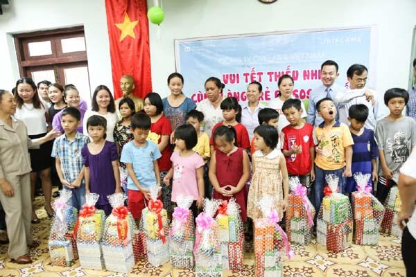 Oriflame Việt Nam mừng quốc tế thiếu nhi cùng các em nhỏ tại làng trẻ SOS - Ảnh 3