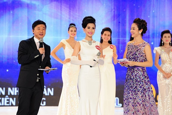 Hoa hậu Việt Nam 2016 phát động cuộc thi đặt câu hỏi ứng xử - Ảnh 2