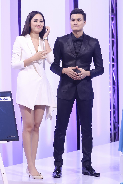 The Face tập 3: Hoa hậu Mai Phương Thúy nắm quyền loại thí sinh - Ảnh 1