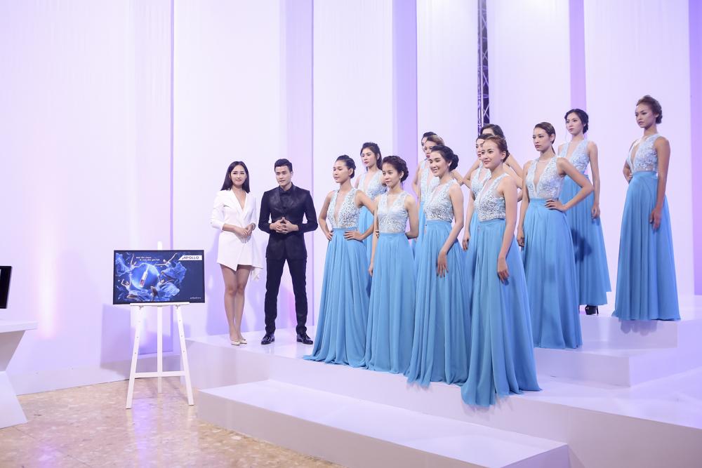 The Face tập 3: Hoa hậu Mai Phương Thúy nắm quyền loại thí sinh - Ảnh 2