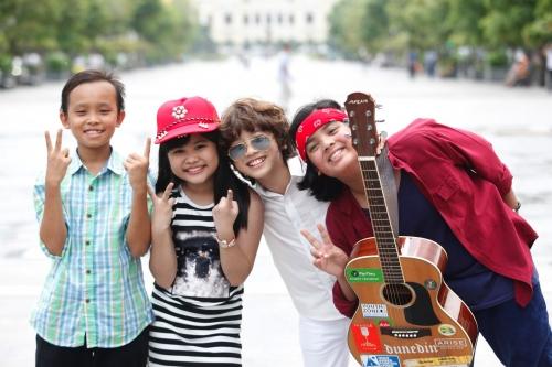 Chung kết Vietnam Idol Kids 2016: Hồ Văn Cường giành giải quán quân - Ảnh 1