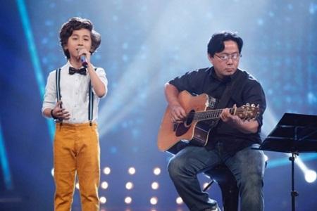 Chung kết Vietnam Idol Kids 2016: Hồ Văn Cường giành giải quán quân - Ảnh 7