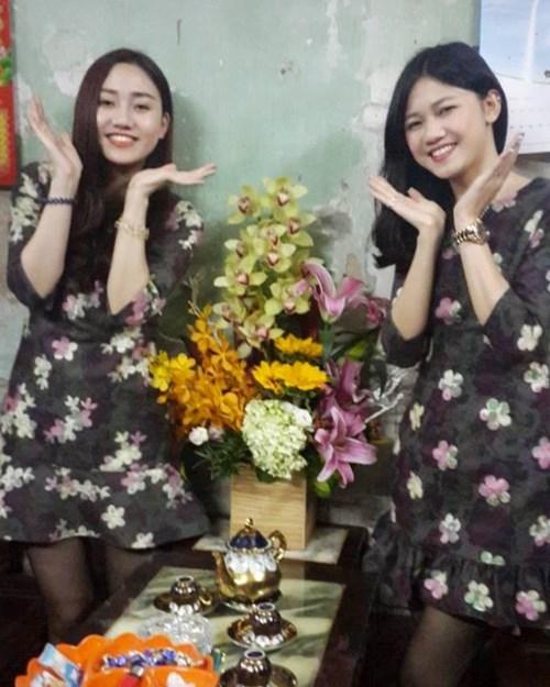 Thanh Tú có tiếp bước chị gái Ngô Trà My giành chiến thắng tại Hoa hậu Việt Nam? - Ảnh 1