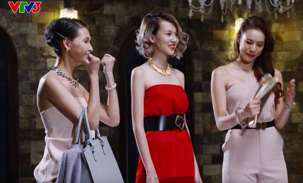 The Face tập 3: Phạm Hương thẳng tay loại thí sinh team Lan Khuê - Ảnh 1