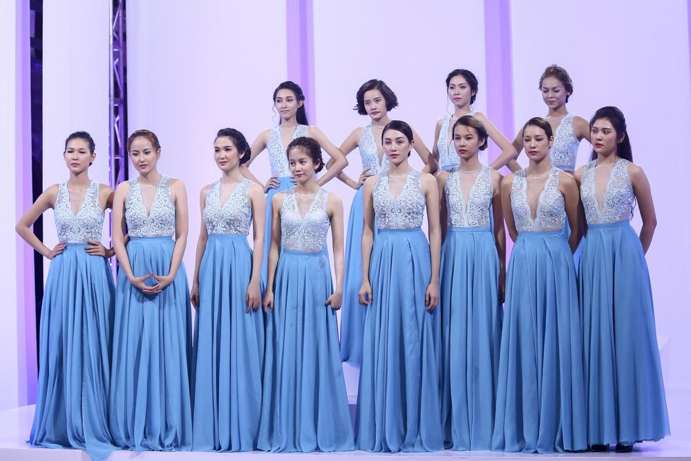 The Face tập 3: Phạm Hương thẳng tay loại thí sinh team Lan Khuê - Ảnh 2