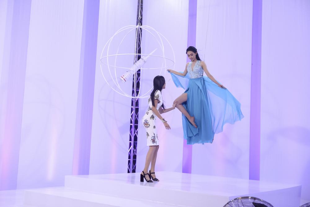 The Face tập 3: Phạm Hương thẳng tay loại thí sinh team Lan Khuê - Ảnh 7