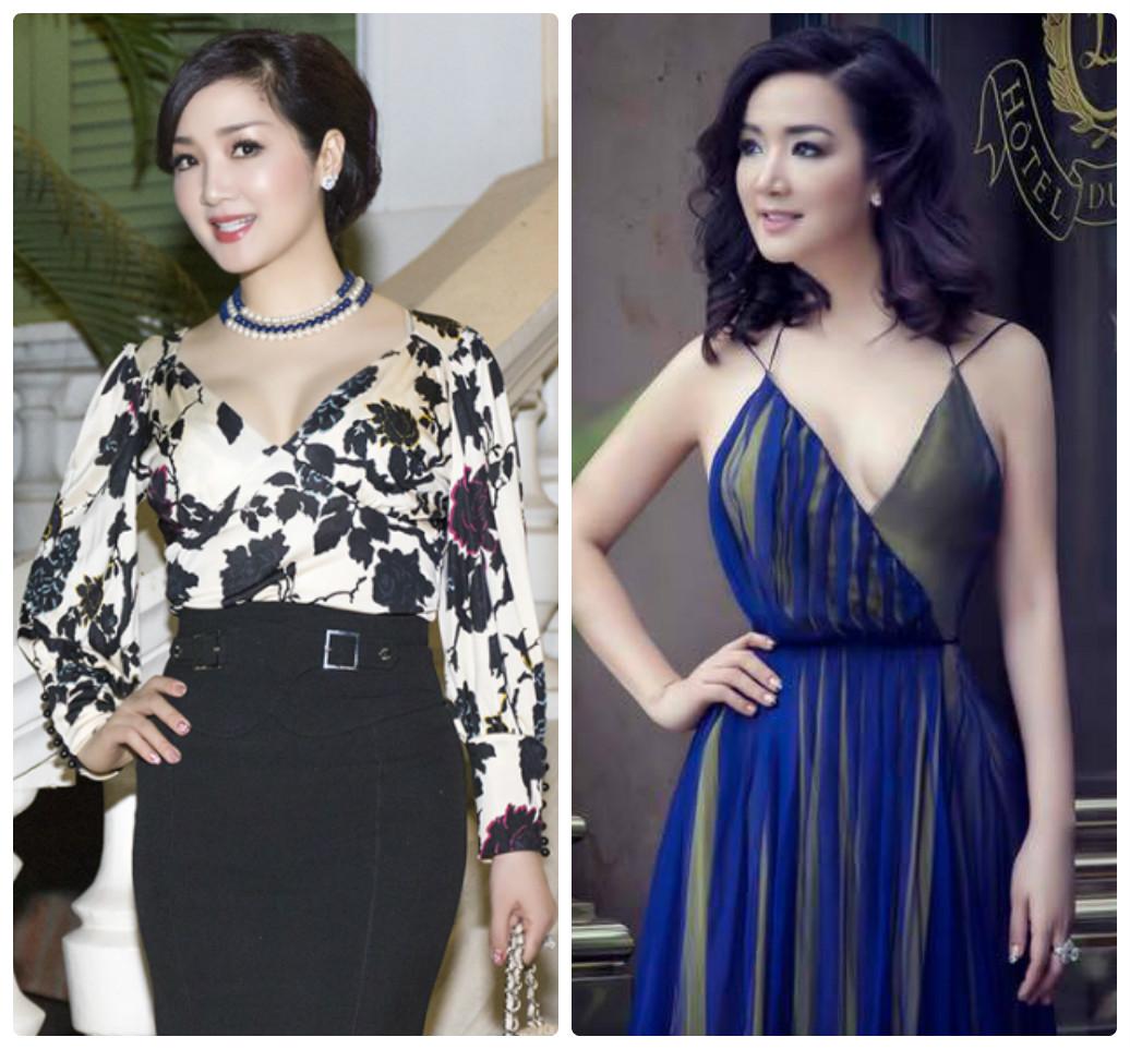Nhờ photoshop, Hoa hậu Giáng My sở hữu eo thon hơn cả Ngọc Trinh - Ảnh 3