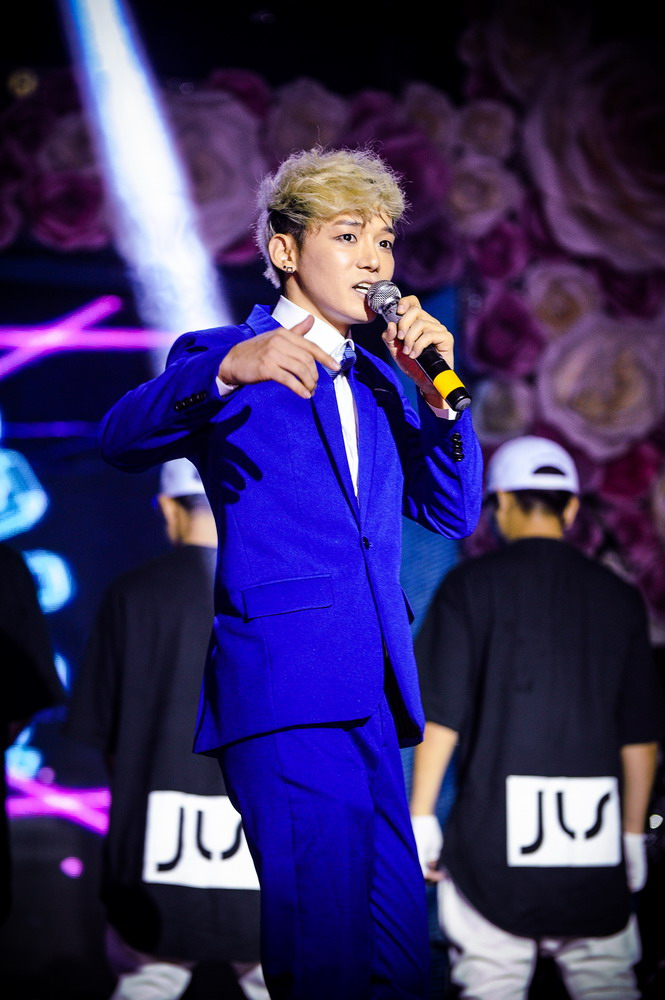 Ca sĩ Hàn Quốc từng song ca với Nam Cường gia nhập showbiz Việt - Ảnh 1