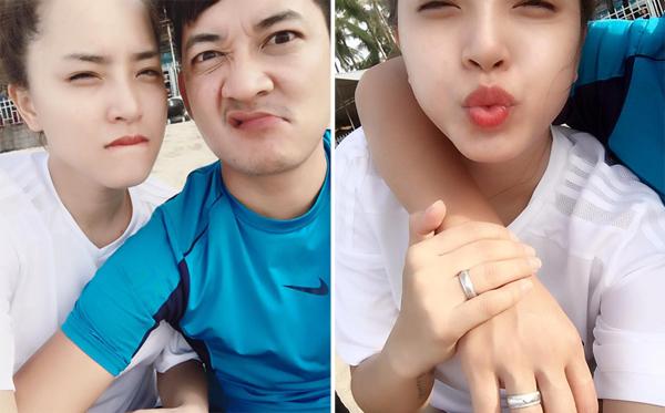 Facebook sao: Hải Băng khoe nhẫn cưới với Thành Đạt, Quang Vinh cực ngầu - Ảnh 10