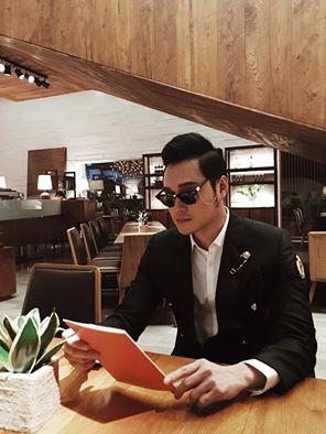 Facebook sao: Hải Băng khoe nhẫn cưới với Thành Đạt, Quang Vinh cực ngầu - Ảnh 13