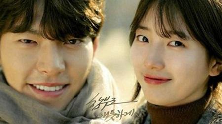 Phim của Suzy và Kim Woo Bin hot không kém Hâu duệ mặt trời - Ảnh 1