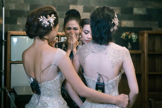 4 lần Phạm Hương thẳng tay loại thí sinh đội Lan Khuê ở The Face - Ảnh 6