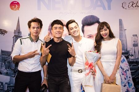 Phan Ngọc Luân kết đôi cùng Mai Ngô trong MV Ngày mới - Ảnh 1