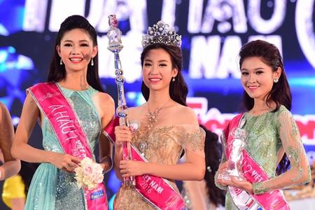 Điều ít biết về Ngô Thanh Thanh Tú - Á hậu 1 Hoa hậu Việt Nam 2016 - Ảnh 2