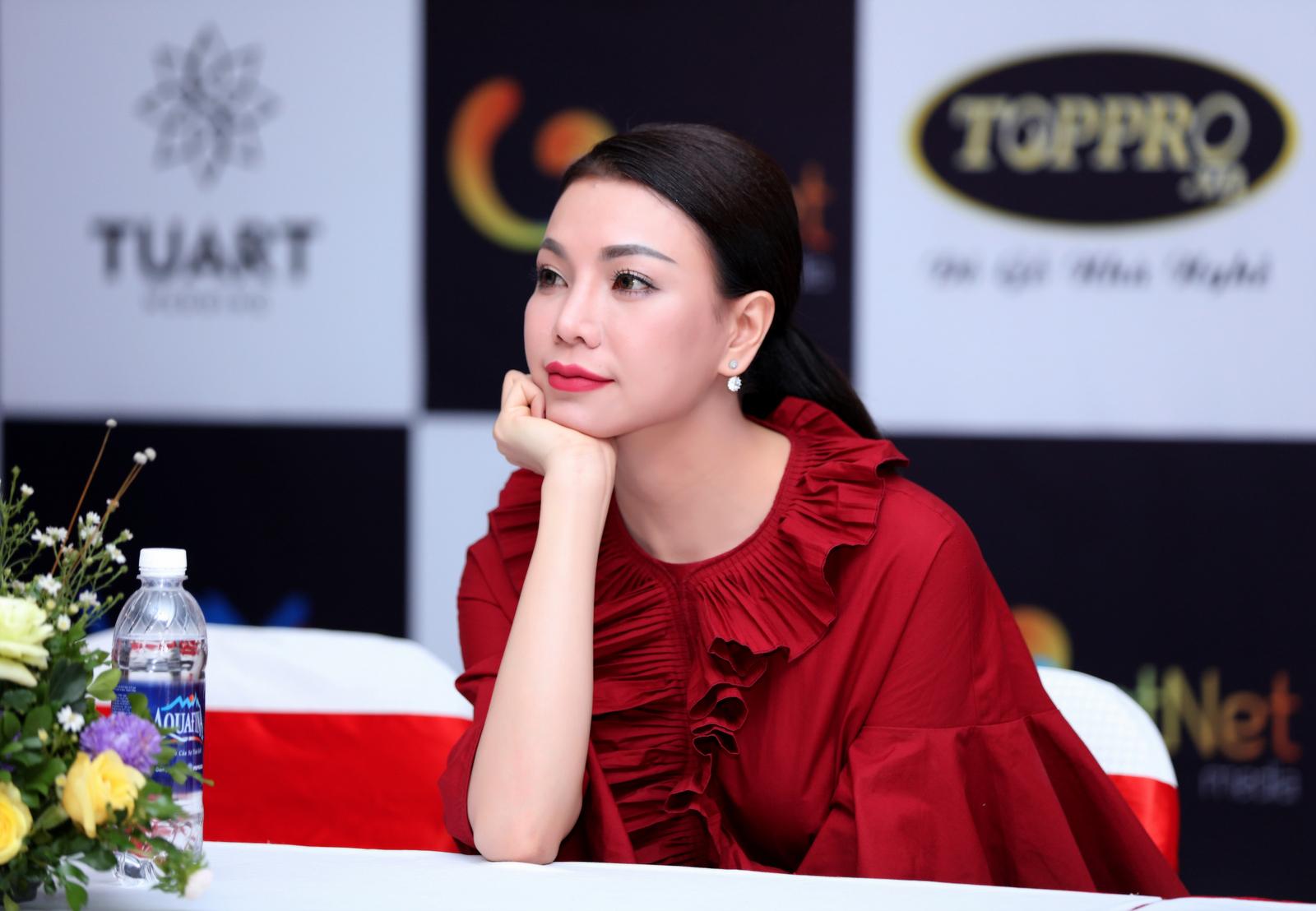 Trà Ngọc Hằng mặc đầm lấy cảm hứng từ đồ ngủ đi sự kiện - Ảnh 6