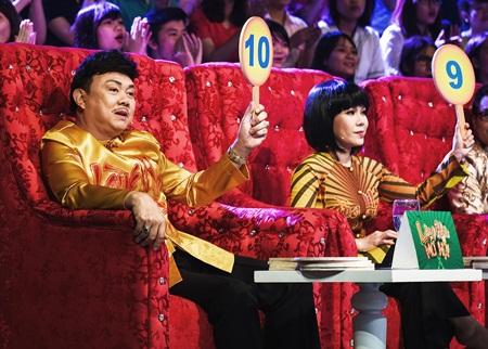 Làng Hài Mở Hội: Khiến giám khảo tranh cãi, Dí Dỏm vẫn đoạt 100 triệu đồng - Ảnh 7