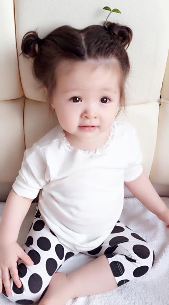 """Con gái Elly Trần cũng """"đu"""" theo trào lưu """"mọc cây trên đầu""""  - Ảnh 7"""