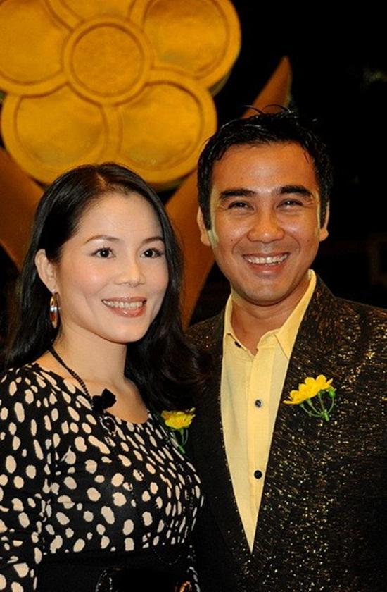MC Phan Anh, Quyền Linh kể chuyện cưa đổ bạn đời - Ảnh 1