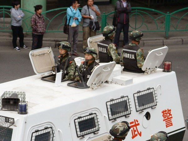 Trung Quốc kêu gọi Mỹ hỗ trợ chống khủng bố ở Tân Cương - Ảnh 1