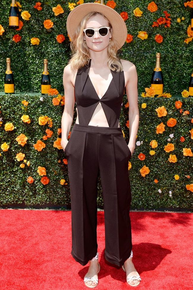 Phạm Băng Băng lọt top sao Hollywood mặc đẹp nhất năm 2015  - Ảnh 10
