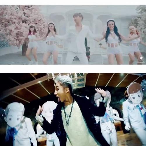 """Ca sĩ trẻ ra MV mới """"nhái"""" hoàn toàn phong cách Sơn Tùng M-TP  - Ảnh 5"""