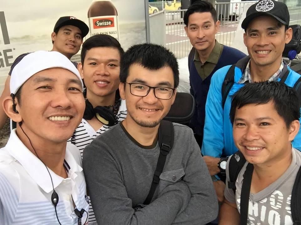 Nghệ sĩ Việt bàng hoàng trước tin quay phim Quốc Hương qua đời - Ảnh 4
