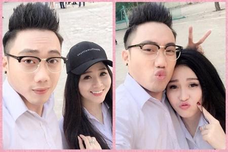 """Ginô Tống và Lục Anh lại """"hẹn hò"""" trong """"Phim cấp ba - Phần 3"""" - Ảnh 2"""