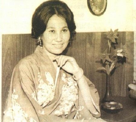 Từ người vợ tào khang đến những bóng hồng tri kỷ của nhạc sĩ Nguyễn Ánh 9 - Ảnh 4