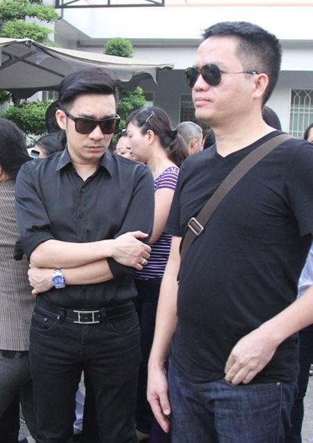 Dòng người tiếc thương tiễn đưa nhạc sỹ Nguyễn Ánh 9 - Ảnh 7