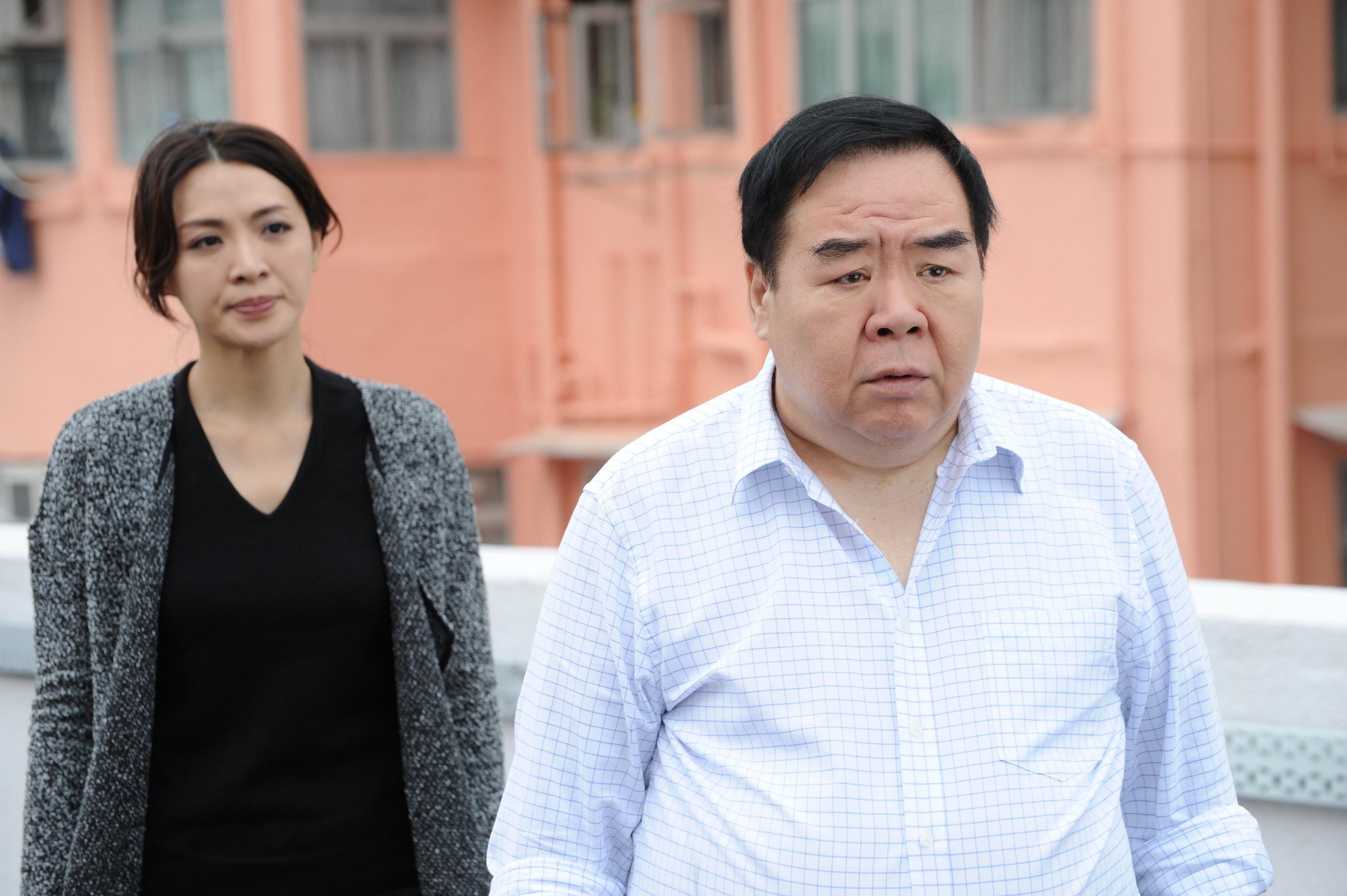 """Chàng béo """"hàng độc"""" TVB Trịnh Tắc Sĩ tái xuất trong """"Ông trùm giải nghệ"""" - Ảnh 1"""