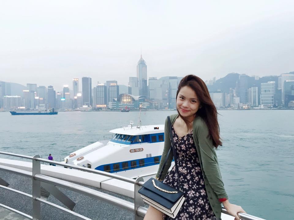 Nhan sắc quyến rũ của em gái Đan Lê - Hotgirl Chang Chen - Ảnh 6