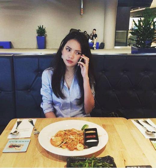 Nhan sắc quyến rũ của em gái Đan Lê - Hotgirl Chang Chen - Ảnh 7