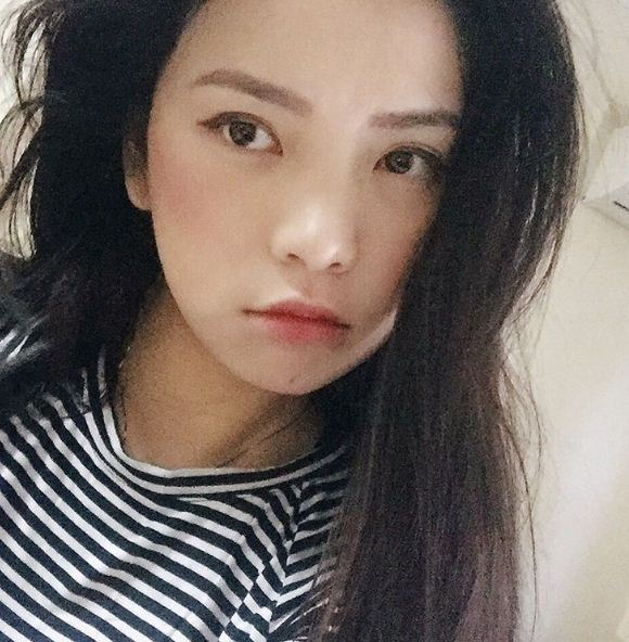 Nhan sắc quyến rũ của em gái Đan Lê - Hotgirl Chang Chen - Ảnh 5