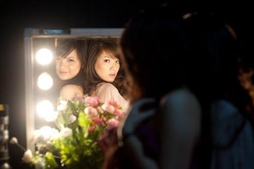 Nhan sắc quyến rũ của em gái Đan Lê - Hotgirl Chang Chen - Ảnh 2