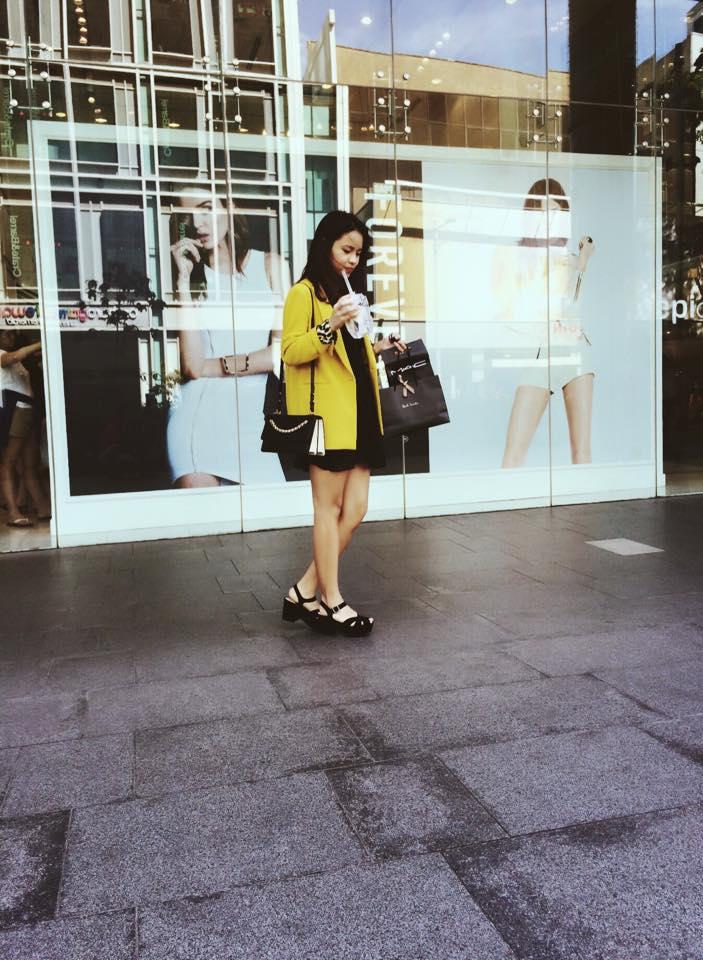 Nhan sắc quyến rũ của em gái Đan Lê - Hotgirl Chang Chen - Ảnh 10
