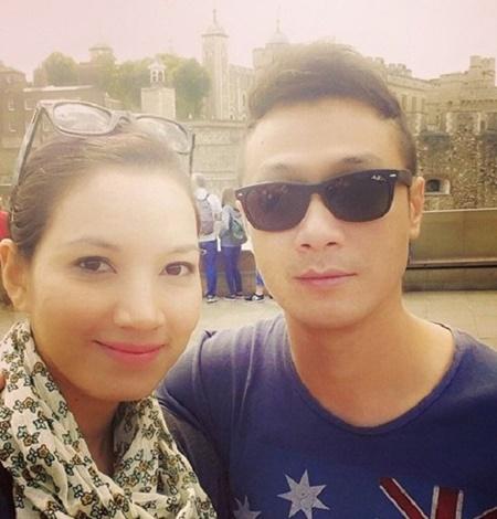 Nhan sắc của vợ các MC nổi tiếng nhất Việt Nam - Ảnh 2