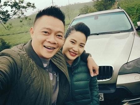 Nhan sắc của vợ các MC nổi tiếng nhất Việt Nam - Ảnh 4