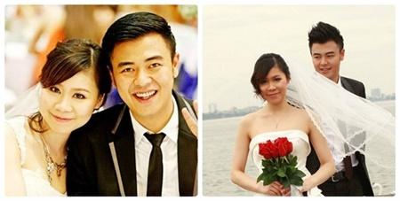 Nhan sắc của vợ các MC nổi tiếng nhất Việt Nam - Ảnh 5