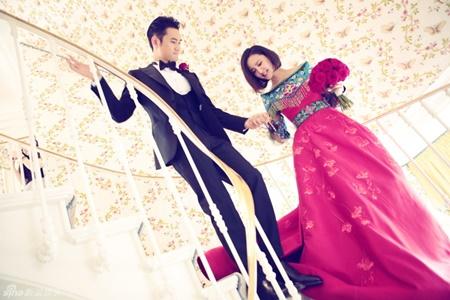 Đám cưới hội tụ dàn mỹ nam mỹ nữ Hoa ngữ của Viên Hoằng - Trương Hâm Nghệ - Ảnh 1