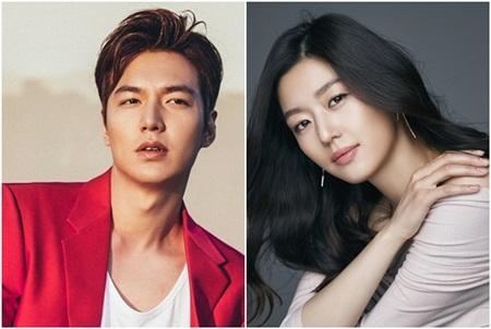 Phim mới của Lee Min Ho - Jun Ji Hyun có giá bản quyền cao ngất ngưởng - Ảnh 1
