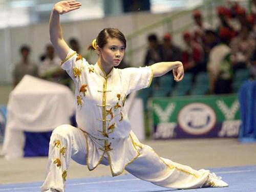 Chuyện đời cô gái vàng Wushu Việt Nam từ giã đấu trường làm DJ nóng bỏng - Ảnh 1