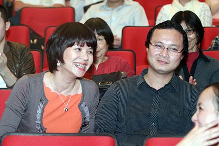 Chuyện ít kể về chồng của MC Tạ Bích Loan, Hoài Anh, Diễm Quỳnh - Ảnh 3