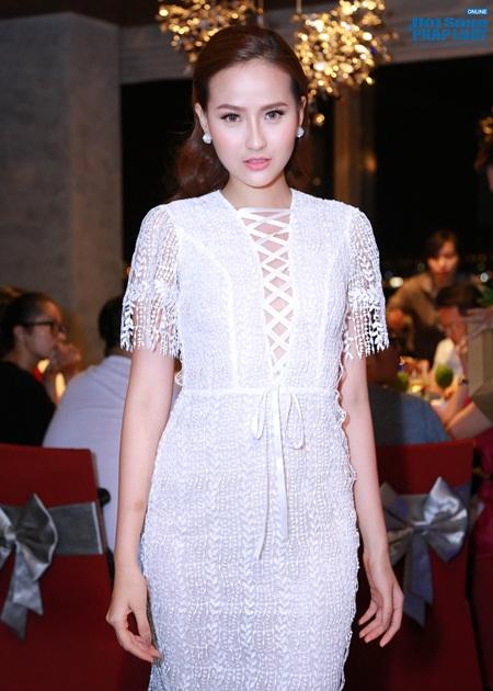 Phạm Hương lần đầu ra mắt thí sinh team The Face 2016 - Ảnh 7