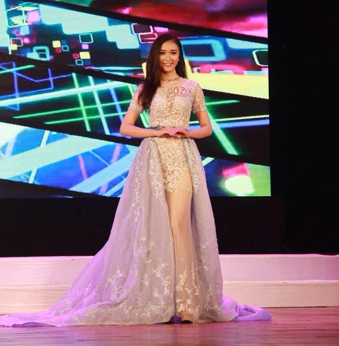 Chuyện ít biết về thí sinh chưa đủ 18 tuổi đi thi Hoa hậu Việt Nam - Ảnh 1