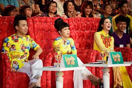 Làng hài mở hội: Thí sinh kêu gọi bảo vệ môi trường bằng hit của Hà Hồ - Ảnh 1