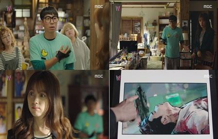 """""""W - Hai thế giới"""" tập 1: Lee Jong Suk đưa tay kéo Han Hyo Joo vào truyện tranh - Ảnh 2"""